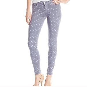 Rare, Hudson Krista ankle skinny jeans - new